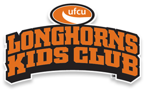 Longhorns Kids Club logo